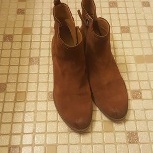 dfceb7ab1fb5 Nine West Shoes - Suede ankle boots